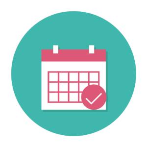 webdesign für Ärzte: Kalendar